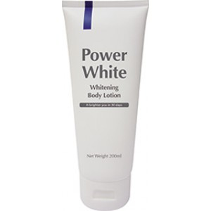 Power White Lotion